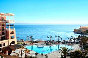 Malte-La Valette, Hôtel The Westin Dragonara Resort 5*