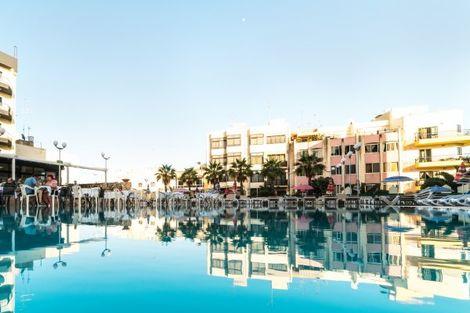 Malte-La Valette, Hôtel Topaz 3*