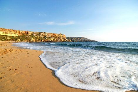 Malte-La Valette, Hôtel Radisson Blu Golden Sands Resort 5*