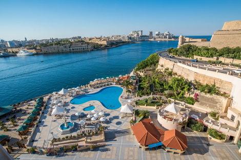 Hôtel Grand Excelsior La Valette Malte