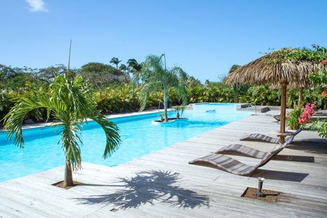 Marie-Galante-Pointe-à-Pître, Résidence hôtelière Caraibes Royal 4*