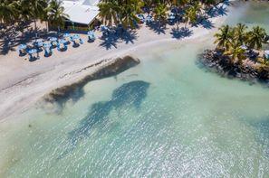 Marie-Galante-Pointe-à-Pître, Hôtel Canella Beach 3*