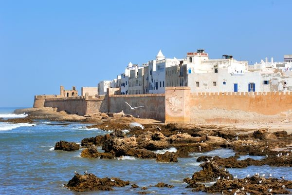 Essaouira Hotel Riad Al Madina Hotel4* Essaouira Maroc balnéaire