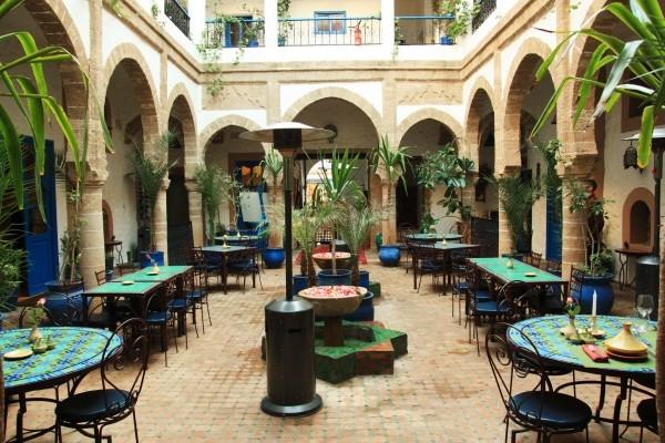 Super Hotel Riad Al Madina Hotel Essaouira Maroc - Promovacances OH06