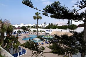 Maroc-Agadir, Hôtel Les Omayades 3*