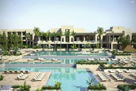 Hôtel Riu Tikida Taghazout Maroc balnéaire Maroc