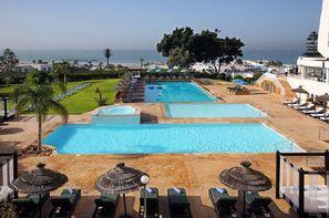 Maroc-Agadir, Hôtel Anezi 3* sup