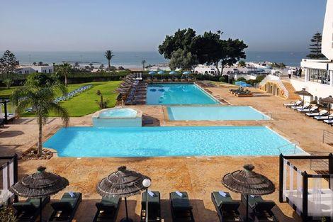 Maroc-Agadir, Hôtel Anezi 4*