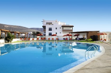 Maroc-Agadir, Hôtel Bianca Beach Resort 4*
