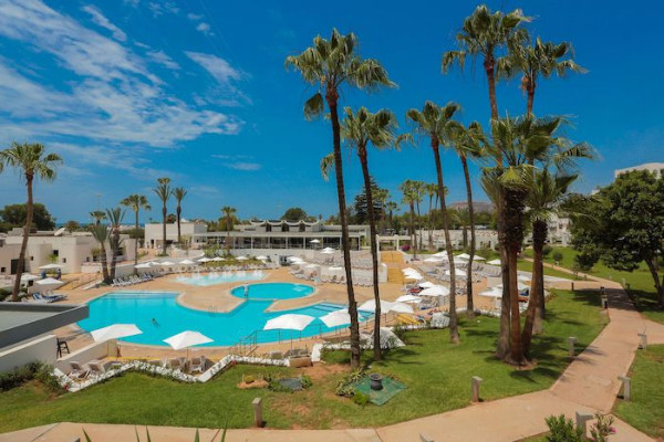 Vente flash Maroc Hôtel Bravo Club Almohades 4*