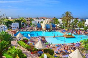 Maroc-Agadir, Hôtel Caribbean Village Agador 3*