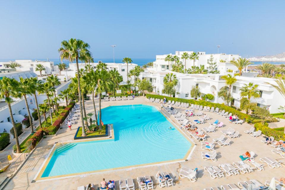 Hôtel Framissima Royal Tafoukt Agadir Maroc balnéaire Maroc