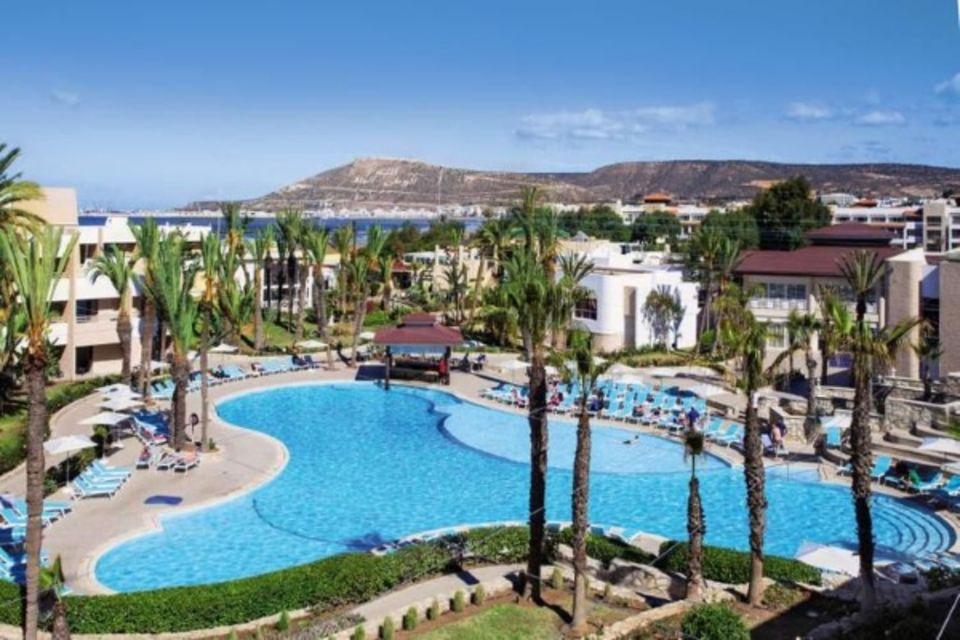 Club FTI Voyages Les Dunes d'Or Maroc balnéaire Maroc