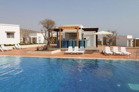 Maroc-Agadir, Hôtel Lunja Village 3*