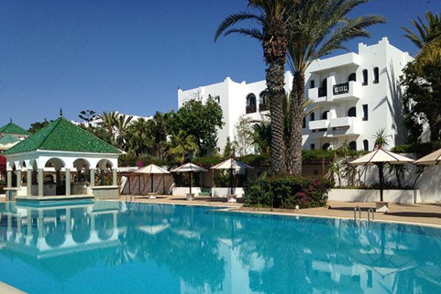 Maroc : Club Marmara Les Jardins d'Agadir