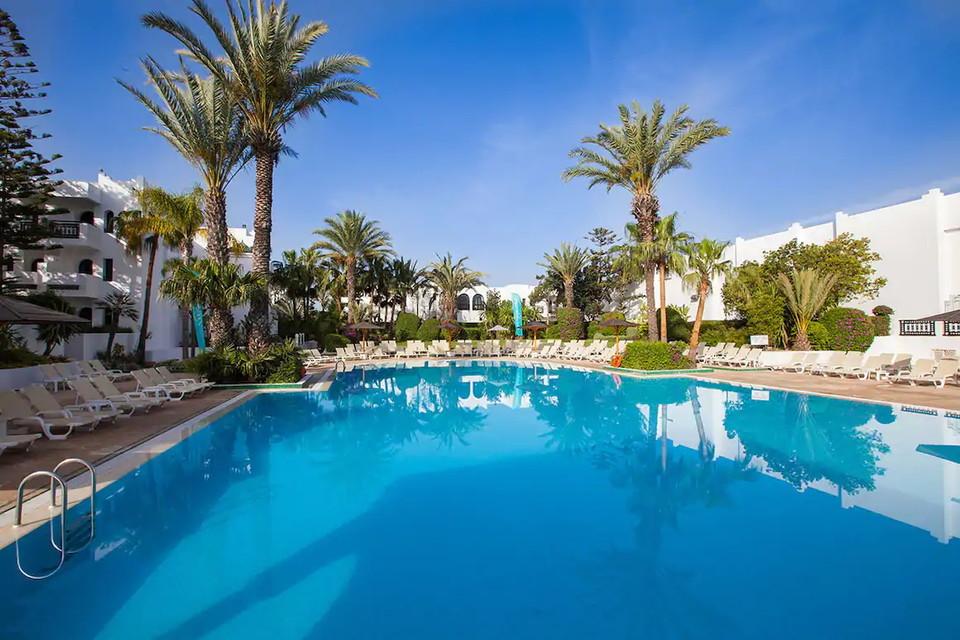 Club Marmara Les Jardins d'Agadir Maroc balnéaire Maroc