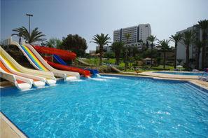 Maroc-Agadir, Hôtel Maxi Club Kenzi Europa 4* sup