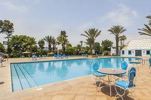 Maroc-Agadir, Hôtel Oasis & Spa 4*