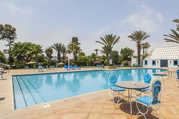piscine - Oasis & Spa Hôtel Oasis & Spa4* Agadir Maroc