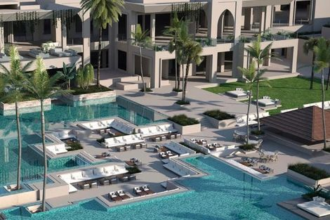 Maroc-Agadir, Hôtel Riu Palace Tikida Taghazout 5*