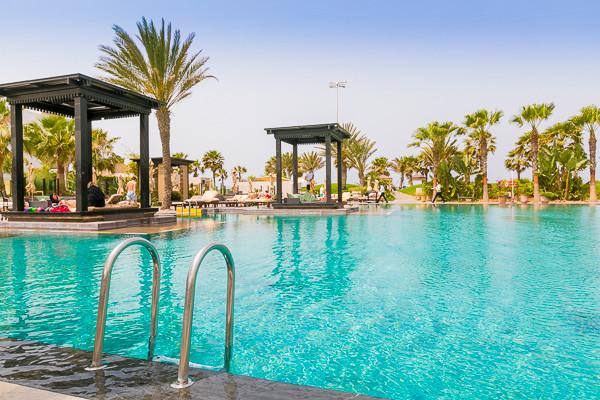 Piscine - Riu Tikida Palace Hôtel Riu Tikida Palace5* Agadir Maroc