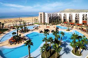 Maroc-Agadir, Hôtel Royal Atlas 5*