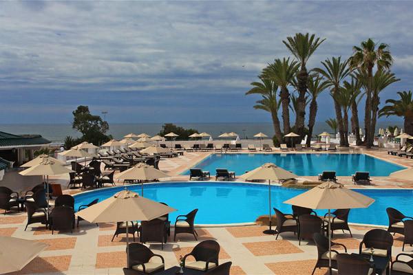 Piscine - Royal Mirage Hotel Royal Mirage Agadir (ex Sheraton Agadir)4* Agadir Maroc