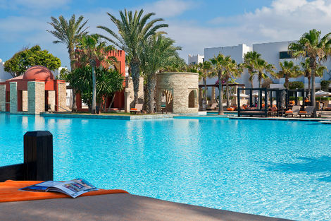 Maroc-Agadir, Hôtel Sofitel Agadir Royal Bay Resort 5*