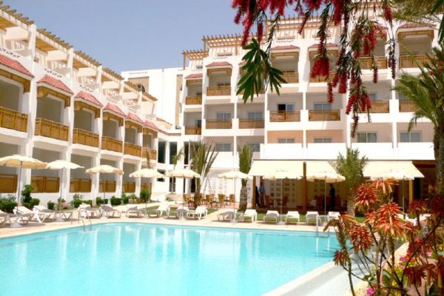 Maroc : Hôtel Timoulay & Spa