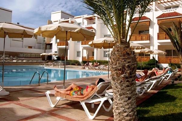 Piscine - Timoulay Hotel Timoulay4* Agadir Maroc