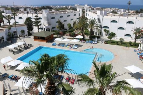 Maroc-Agadir, Hôtel Tivoli 3*