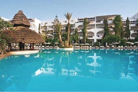 Maroc-Agadir, Hôtel TUI SENSIMAR Tikida Beach 4*
