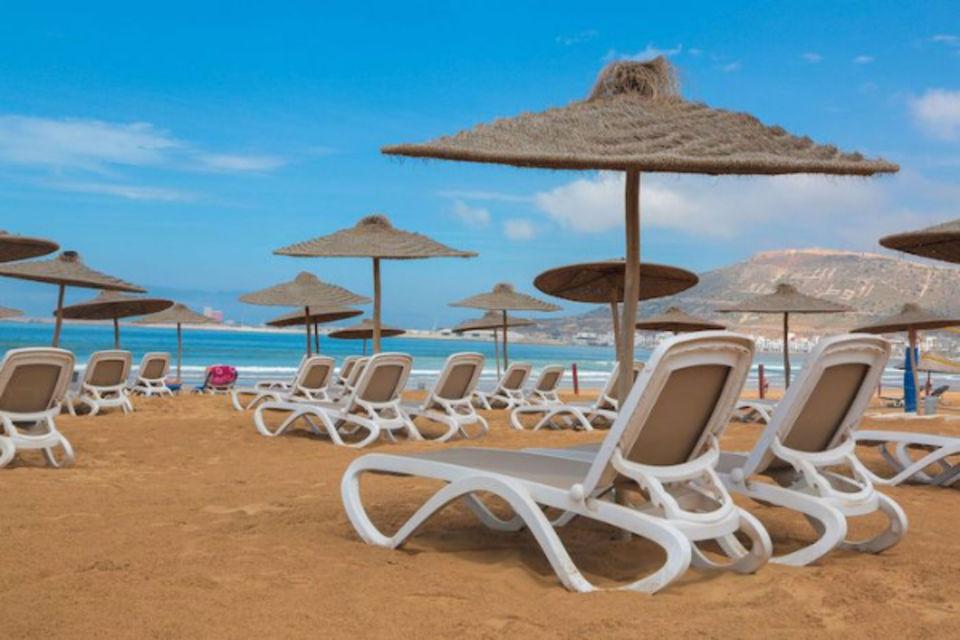 Hôtel Bravo Club Almohades Maroc balnéaire Maroc