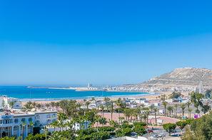 Maroc-Agadir, Hôtel Maxi Club Kenzi Europa 4*