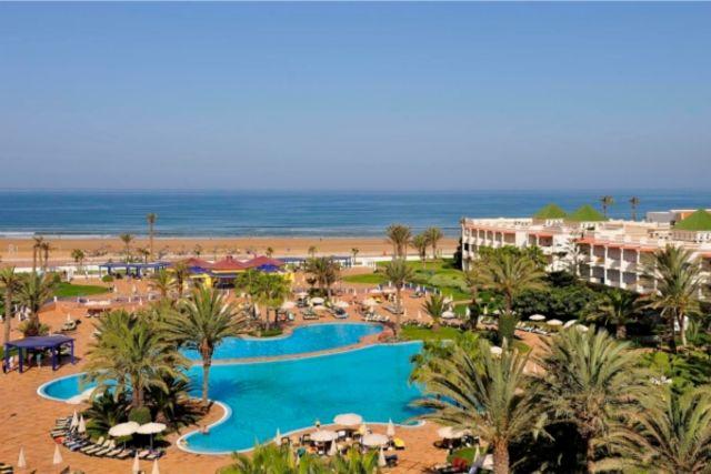 Maroc : Hôtel Iberostar Founty Beach