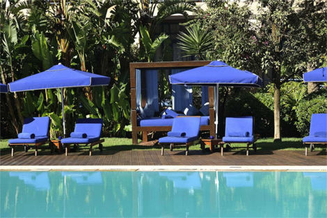 Maroc-Essaouira, Hôtel La Médina Essaouira Thalassa Sea & Spa by Sofitel 5*
