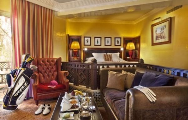 Chambre - Palmeraie Palace Hotel Palmeraie Palace4*Sup Marrakech Maroc