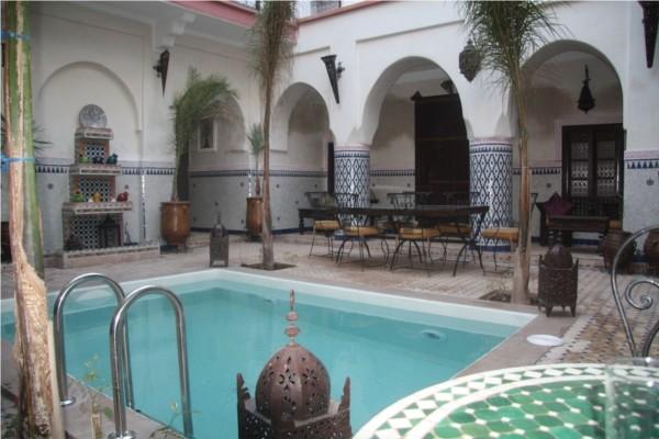 piscine - Moulay Ali Hotel Moulay Ali3* Marrakech Maroc