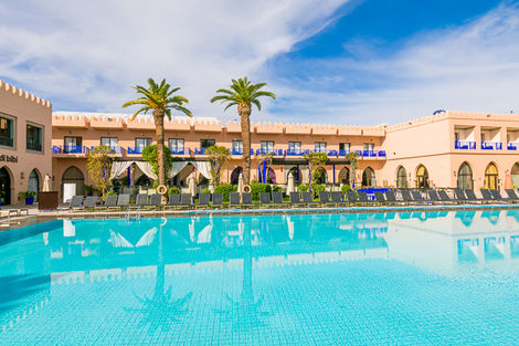 Hôtel Adam Park And Spa Marrakech & Villes Impériales Maroc