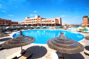 Maroc-Marrakech, Hôtel Aqua Fun Club Marrakech 4*