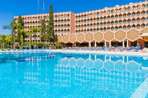 Maroc-Marrakech, Hôtel Atlas Asni 4*