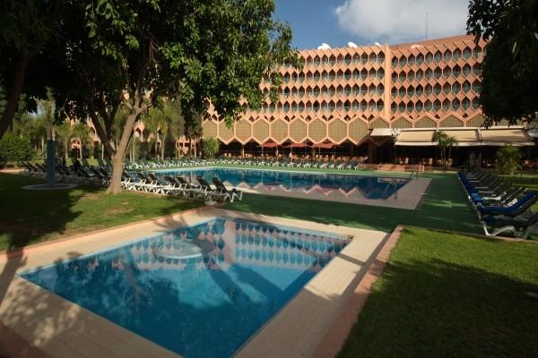 piscine - Atlas Asni Hôtel Atlas Asni4* Marrakech Maroc