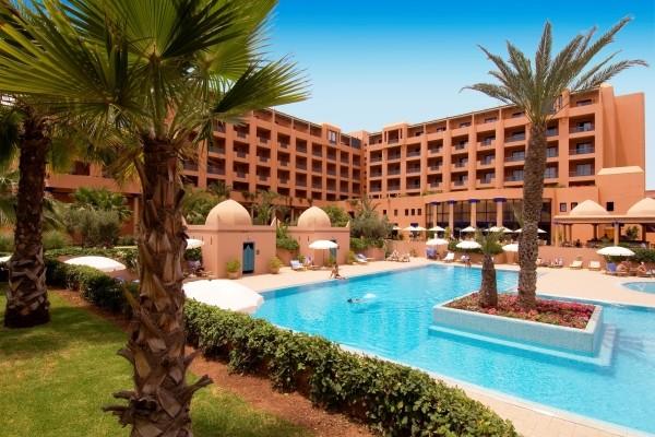 Piscine - Atlas Medina & Spa Hôtel Atlas Medina & Spa5* Marrakech Maroc