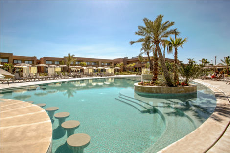 Maroc-Marrakech, Hôtel Be Live Collection Marrakech Adults Only 5*