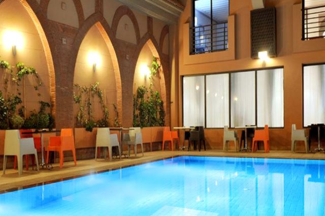 Maroc : Hôtel Blue Sea Le Printemps Gueliz