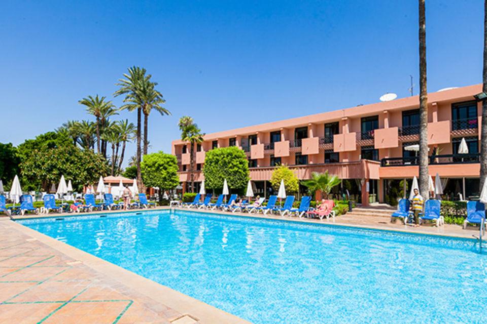 Hôtel Chems Marrakech & Villes Impériales Maroc