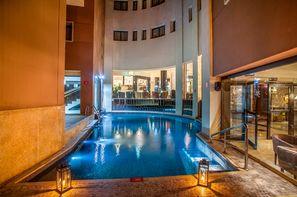 Maroc-Marrakech, Hôtel Dellarosa Boutique Hotel 4*