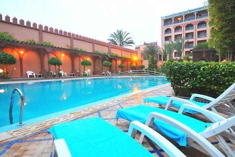 Maroc-Marrakech, Hôtel Diwane & Spa 4*