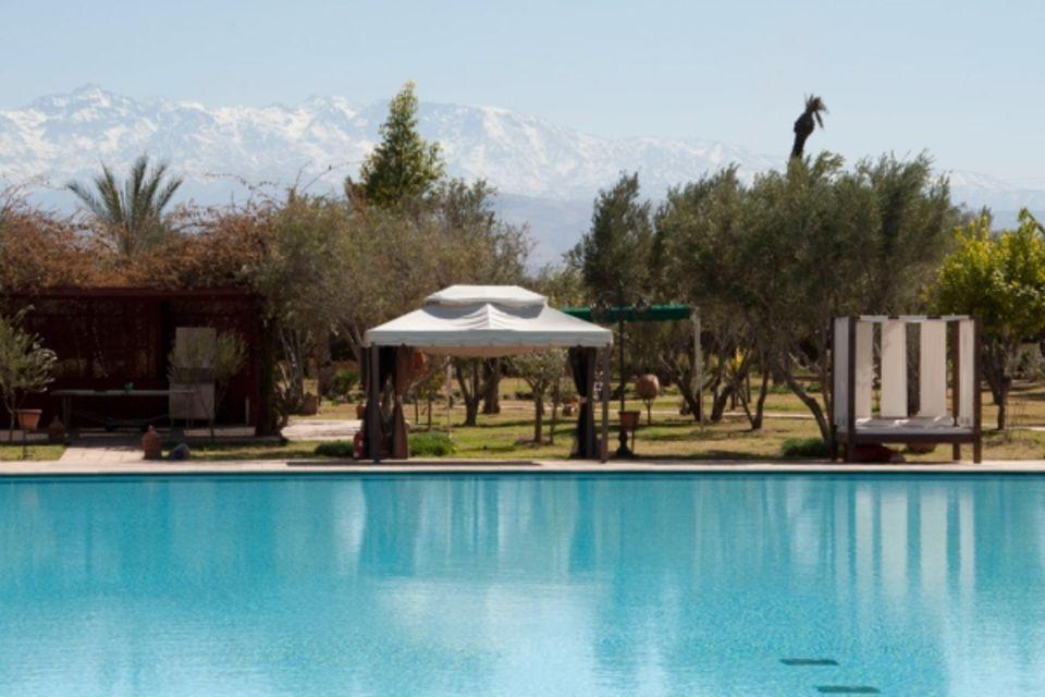 Hôtel Eden Andalou Aquapark & Spa Marrakech Maroc