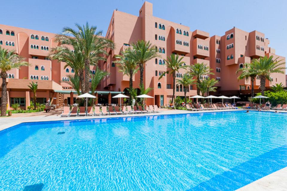 Club Framissima Les Idrissides Aqua Parc Marrakech Maroc